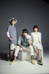 8月19日に両A面シングルを発売するソナーポケット