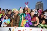 大阪市内で開催された『ナニワハロウィンパーティー』中之島公園仮装パレード