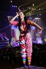 『佐々木彩夏演出 ももクロ親子祭り2015』より佐々木彩夏 Photo by HAJIME KAMIIISAKA+Z