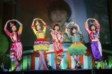 『佐々木彩夏演出 ももクロ親子祭り2015』より Photo by HAJIME KAMIIISAKA+Z