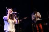 デビュー25周年を飾るワンマンライブを開催した宇都美慶子
