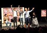 『ライオンキング』初代・シンバ役の坂元健児が、舞台のイベントで、「心配ないさ〜」を生披露。(C)De-view