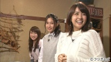 11月6日放送、フジテレビ系『ダウンタウンなう』2時間スペシャルに柳ゆり菜(右手前)、大野いと(中央)、川栄李奈(左奥)が出演