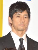連続テレビ小説『とと姉ちゃん』でヒロインの父を演じる西島秀俊 (C)ORICON NewS inc.