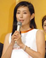 連続テレビ小説『とと姉ちゃん』でヒロインの母を演じる木村多江 (C)ORICON NewS inc.