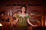 加賀美セイラもゲスト出演。海外ドラマ『荒野のピンカートン探偵社』(C)Pink Series, Inc.