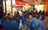 東京・タワーレコード渋谷店の『ザ・ビートルズ 1』発売カウントダウンイベントにファン150人が集結 (C)ORICON NewS inc.