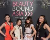 次世代ビューティークリエイター発掘のために行われたプログラム「Beauty Bound Asia」で、ファイナルまで勝ち進んだ日本代表の4人 (C)oricon ME inc.