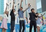 全員で「好きだ〜!」と叫ぶ映画&アニメキャスト=『俺物語!!』映画&アニメスペシャルコラボイベント (C)ORICON NewS inc.