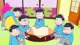 2016年1月からも6つ子に会える! アニメ『おそ松さん』2クール決定 (C)赤塚不二夫おそ松さん製作委員会