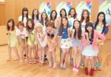 NHk初のレギュラーMCに抜てきされたE-girls (C)ORICON NewS inc.