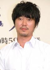 ドラマ『インディゴの恋人』で主演を務める新井浩文 (C)ORICON NewS inc.
