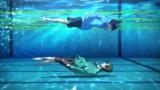 『映画 ハイ☆スピード!』新規カットが公開 (C)2015 おおじこうじ・京都アニメーション/ハイスピード製作委員会