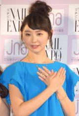 『ネイルクイーン 2015』授賞式に出席したおのののか (C)ORICON NewS inc.