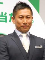 『Clorets スッキリ・オブ・ザ・イヤー2015』表彰式に出席した前園真聖 (C)ORICON NewS inc.