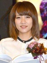 AKB48総監督・高橋みなみ (C)ORICON NewS inc.