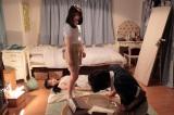 高校生のフジコの衝動が弾けて…=Huluオリジナルドラマ『フジコ』場面写真 (C)HJホールディングス/共同テレビジョン (C)真梨幸子/徳間書店