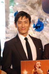 映画『リトルプリンス 星の王子さまと私』初日舞台あいさつのに出席した伊勢谷友介 (C)ORICON NewS inc.