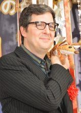『リトルプリンス 星の王子さまと私』展を訪れたマーク・オズボーン監督 (C)ORICON NewS inc.