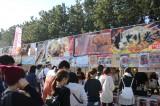 『ゆるキャラグランプリ2015 in 出世の街 浜松』グルメブースも盛況