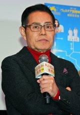 映画『ハッピーエンドの選び方』トークイベントに出演した加藤茶 (C)ORICON NewS inc.