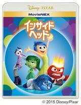 ディズニー/ピクサーアニメーション映画『インサイド・ヘッド MovieNEX』がBDランキング総合1位獲得