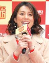 離婚質問には無言のまま会場をあとにした米倉涼子 (C)ORICON NewS inc.