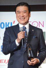 『第44回 ベストドレッサー賞』授賞式に出席したHISグループ代表・澤田秀雄氏 (C)ORICON NewS inc.