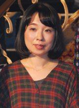 CS放送「ファミリー劇場」開局20周年記念イベントに出席した辛酸なめ子 (C)ORICON NewS inc.