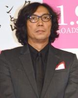 映画『ピンクとグレー』完成披露試写会舞台あいさつに登壇した行定勲監督 (C)ORICON NewS inc.