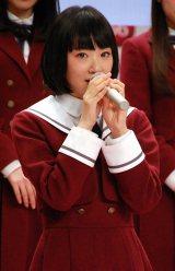 『第66回NHK紅白歌合戦』に初出場する乃木坂46の生駒里奈 (C)ORICON NewS inc.