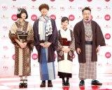 『第66回NHK紅白歌合戦』に初出場するゲスの極み乙女。 (C)ORICON NewS inc.