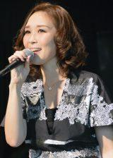 5年ぶりにファンの前で生歌唱した垣内りか (C)ORICON NewS inc.