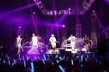 MAGIC POWER(左から)カイカイ、ガーガー、アシャン、グーグー、ティンティン、レイボウ(C)B'IN MUSIC