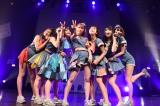 ツアーファイナルで2部公演を行ったPASSPO☆