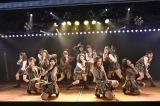 峯岸チームKが『最終ベルが鳴る』公演初日を迎えた(C)AKS