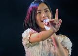 AKB48劇場でチームK公演初日のステージに立った松井珠理奈 (C)ORICON NewS inc.