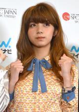 『超十代−ULTRA TEENS FES−2016@TOKYO』記者発表会に登壇した池田エライザ (C)ORICON NewS inc.