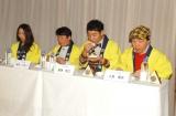 ゲスト審査員として捜索寿司=元気寿司『キッチンファイト〜2ndSeason〜』決勝大会 (C)ORICON NewS inc.