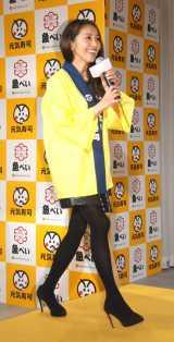 元気寿司『キッチンファイト〜2ndSeason〜』決勝大会に出席した熊切あさ美 (C)ORICON NewS inc.