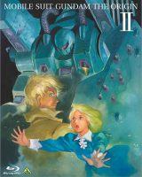 Blu-ray Disc『機動戦士ガンダム THE ORIGIN II』が初登場1位