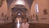 曲作りのヒントを得るため『星の王子さま』の作者、サン=テグジュペリの故郷、フランス・リヨンを訪れた松任谷由実(C)NHK