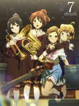 アニメ『響け!ユーフォニアム』BD/DVD7巻