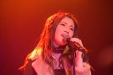AKB48メンバーとしてAKB48劇場デビューした北川綾巴=高橋朱里チーム4『夢を死なせるわけにいかない』公演初日 (C)ORICON NewS inc.