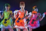 「初めてのジェリービーンズ」(左から)西野未姫、岡田彩花、川本紗矢=高橋朱里チーム4『夢を死なせるわけにいかない』公演初日 (C)ORICON NewS inc.