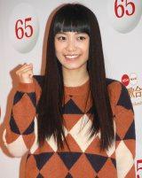 『第65回NHK紅白歌合戦』の初日リハーサルに参加したmiwa (C)ORICON NewS inc.