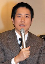 NHKドラマ『紅白が生まれた日』取材会に出席した松山ケンイチ (C)ORICON NewS inc.