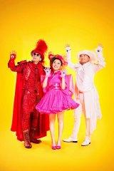 フジテレビの夏イベント「めざましライブ」8月17日:キング・クリームソーダ