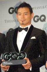 『GQ MEN of the Year 2015』授賞式に出席した五郎丸歩選手(C)ORICON NewS inc.