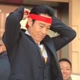『渋谷区 受験生応援宣言プロジェクト』キックオフイベントに出席した山下真司 (C)ORICON NewS inc.